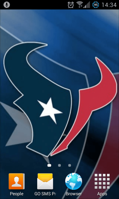 Free Houston Texans NFL Live Wallpaper APK Download For Android | GetJar