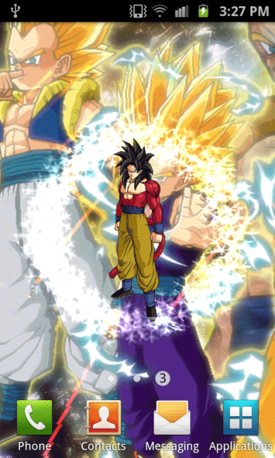 Free DragonBallZ Live Wallpaper APK Download For Android | GetJar