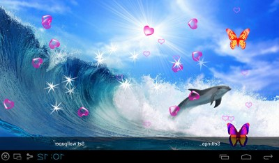 Free 3D Dolphin Live Wallpapers APK Download For Android | GetJar