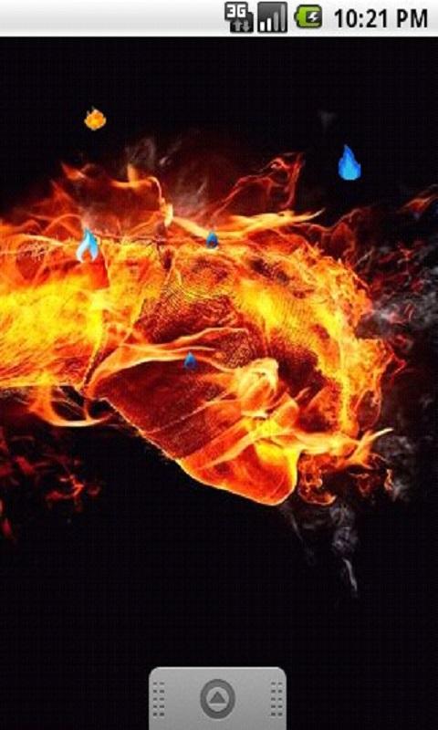 Nova Launcher 3d Wallpaper Free Fire Vs Ice Element Live Wallpaper Apk Download For