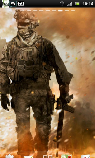 Free Call of Duty Live Wallpaper 2 APK Download For ...