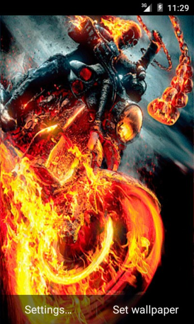 Free Ghost Rider 2 Live Wallpaper APK Download For Android | GetJar