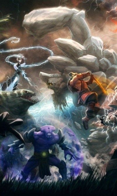 Free Dota 2 Best HD Live Wallpapers APK Download For Android | GetJar