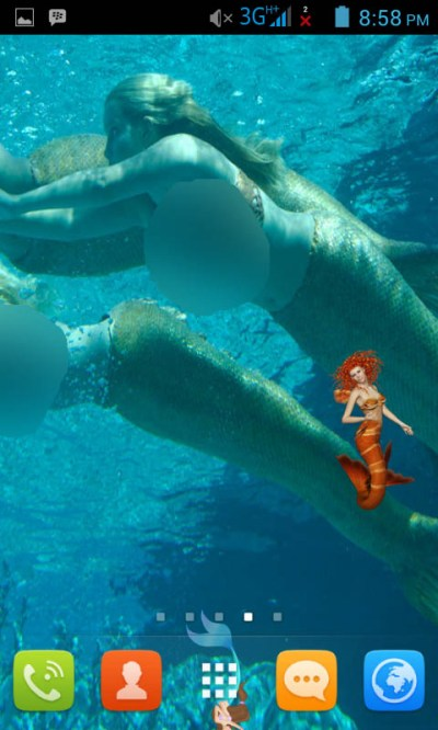 Free Mermaid Live Wallpaper Free APK Download For Android | GetJar