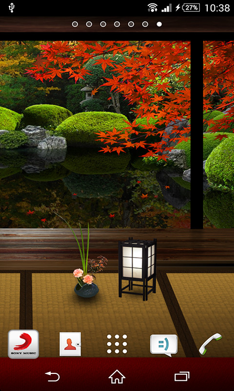Zen Garden Fall Live Wallpaper Apk Free Live Wallpaper Zen Garden Apk Download For Android