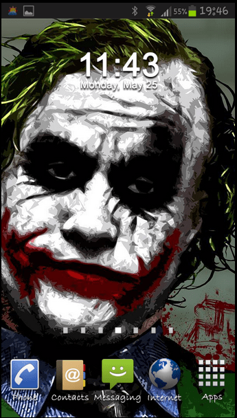 Lit Quotes Wallpaper Free Joker Wallpaper Why So Serious Apk Download For