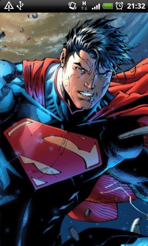 Superhero Wallpaper Hd Download Free Superman Cartoon Live Wallpaper Apk Download For