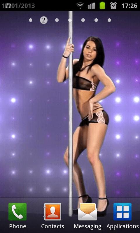 Nova Launcher 3d Wallpaper Free Sexy Pole Dance Lwp Apk Download For Android Getjar