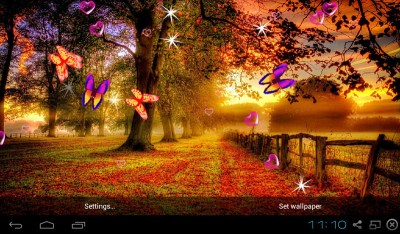 Free 3D Autumn Live Wallpapers APK Download For Android | GetJar