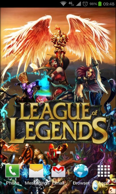 Free League of Legends Wallpapers HD APK Download For Android | GetJar