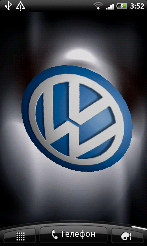 Volkswagen 3d Logo Live Wallpaper Android Free Volkswagen 3d Logo Live Wallpaper Apk Download For