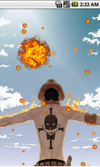 Free Ace One Piece Anime Cool Live Wallpaper APK Download For Android | GetJar