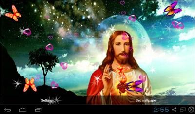 Free 3D Jesus Live Wallpaper Free APK Download For Android   GetJar