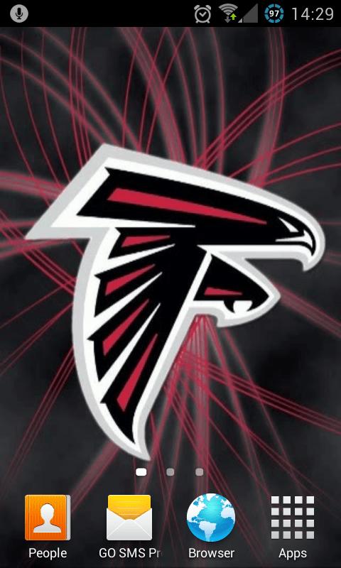 Nova Launcher 3d Wallpaper Free Atlanta Falcons Nfl Live Wallpaper Apk Download For