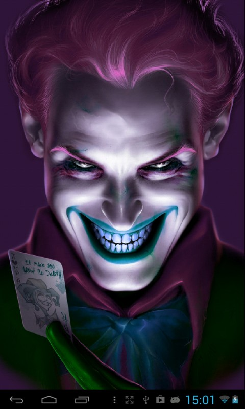 Why So Serious Wallpaper Iphone 6 Free Joker Live Wallpaper Free Apk Download For Android