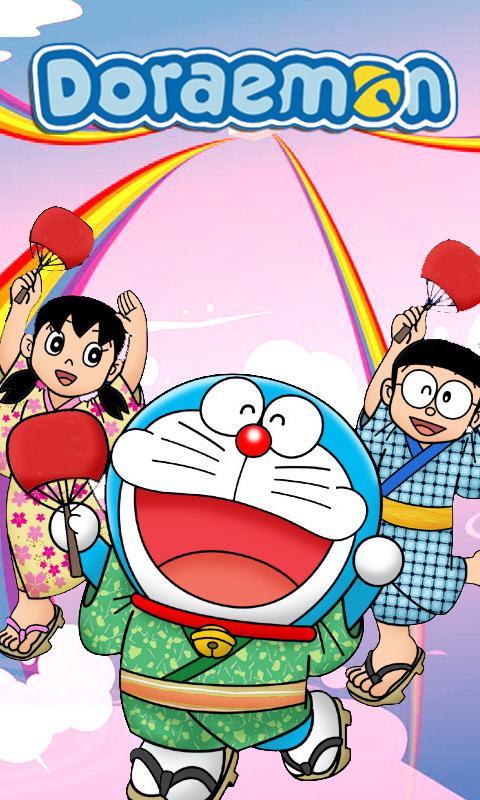 Nobita 3d Wallpaper Free Doraemon Live Wallpaper Android Apk Download For