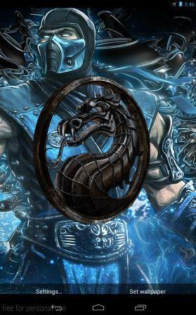 Spider Man 3d Live Wallpaper Free Mortal Kombat 3d Live Wallpaper Apk Download For