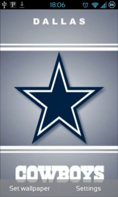Free Dallas Cowboys NFL Live Wallpaper APK Download For Android | GetJar