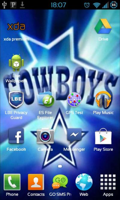 Free Dallas Cowboys NFL Live Wallpaper APK Download For Android | GetJar