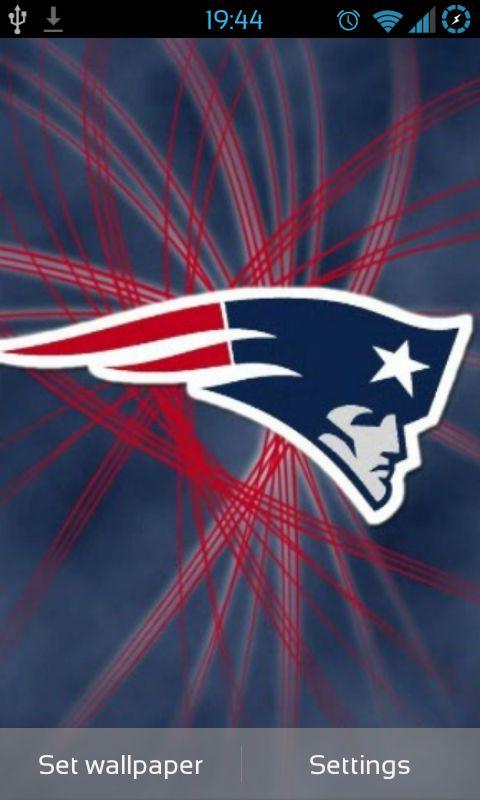 Nova Launcher 3d Wallpaper Free New England Patriots Nfl Live Wallpaper Apk Download