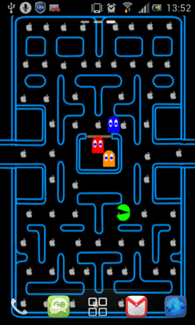 Free Pac Man Game Live Wallpaper APK Download For Android | GetJar