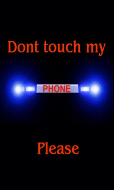 Free Dont Touch My Phone Live Wallpaper APK Download For Android | GetJar