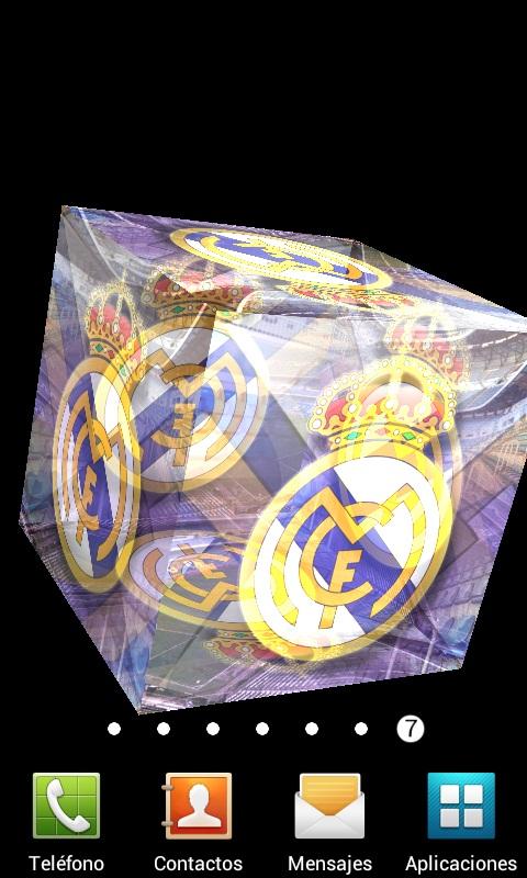 3d Cube Wallpaper Apk Free 3d Real Madrid Pics Live Wallpaper Apk Download For