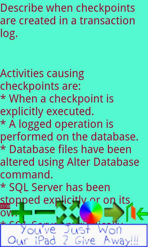 Free SQL Server Interview Questions APK Download For Android GetJar - server interview questions