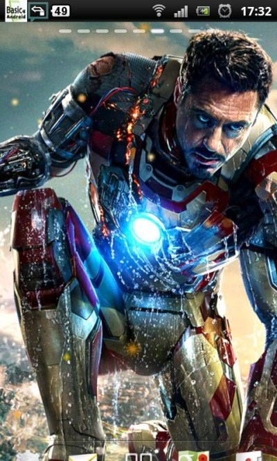 Free Iron Man 3 Live Wallpaper 1 APK Download For Android | GetJar