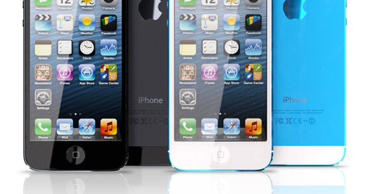 Billig Iphone 5s Iphone 5s Und Billig-iphone: Analyst Glaubt An