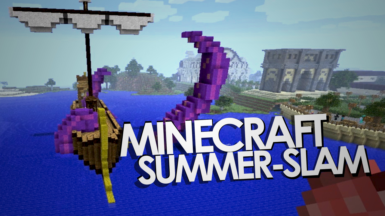 Regal Bauen Minecraft Minecraft Summer Slam Reloaded Teil 1