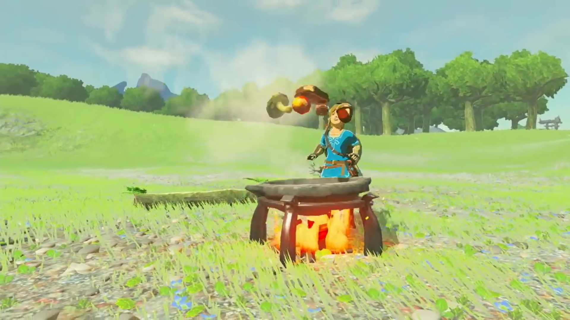 Breath Of The Wild Königliche Küche Breath Of The Wild Konigliche Kuche