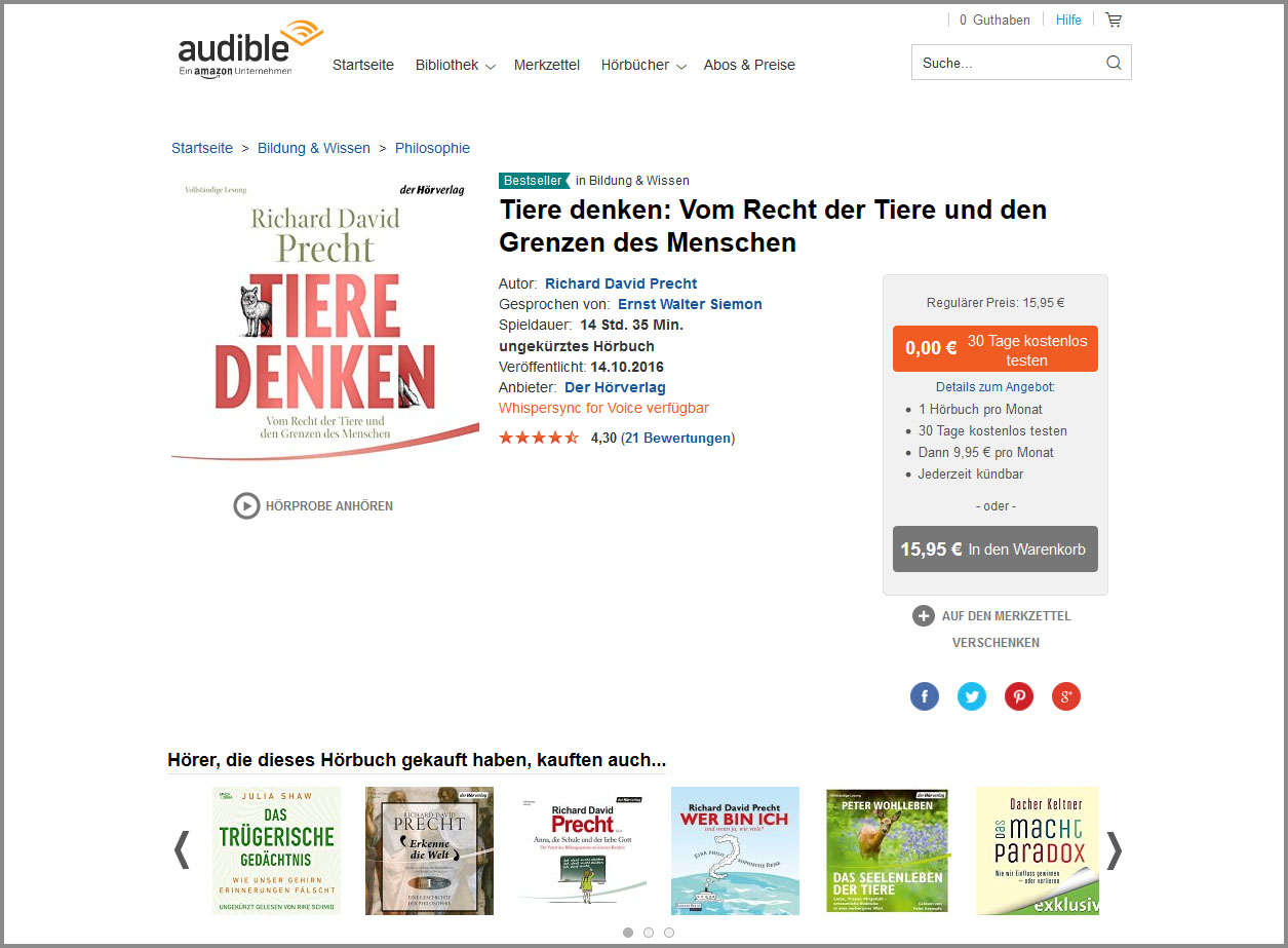 Amazon Audible Kostenlos Wie Funktioniert Audible Na So Hier