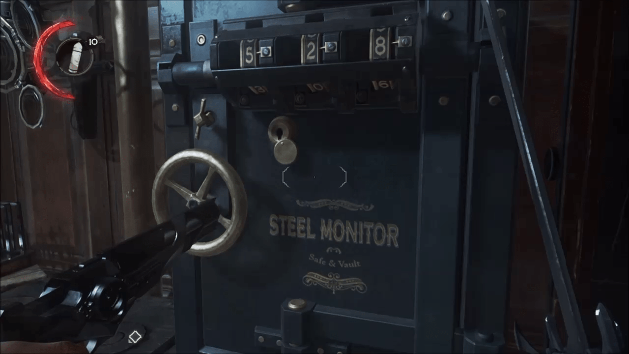 Tresor Im Haus Verstecken Dishonored 2 Safe Kombinationen In Allen Kapiteln