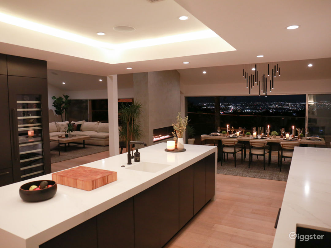 Modern Bel Air Home W Stunning View Sport Court Rent This Location On Giggster