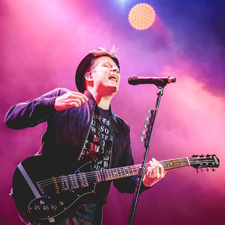 Fall Out Boy Wallpaper Phone Fall Out Boy On Why They Chose Professor Green As Support