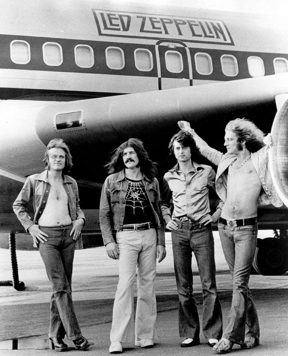 Guns Wallpaper Hd 2048 Led Zeppelin