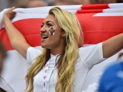 world cup fan hotties