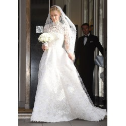 Small Crop Of Nicky Hilton Wedding Dress