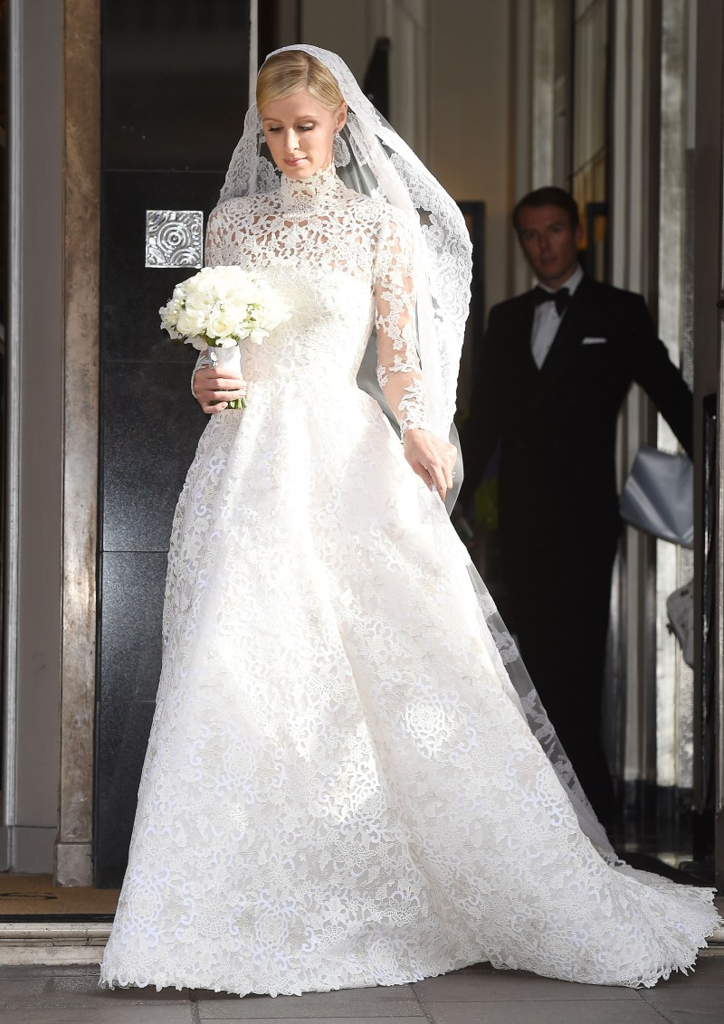 Large Of Nicky Hilton Wedding Dress