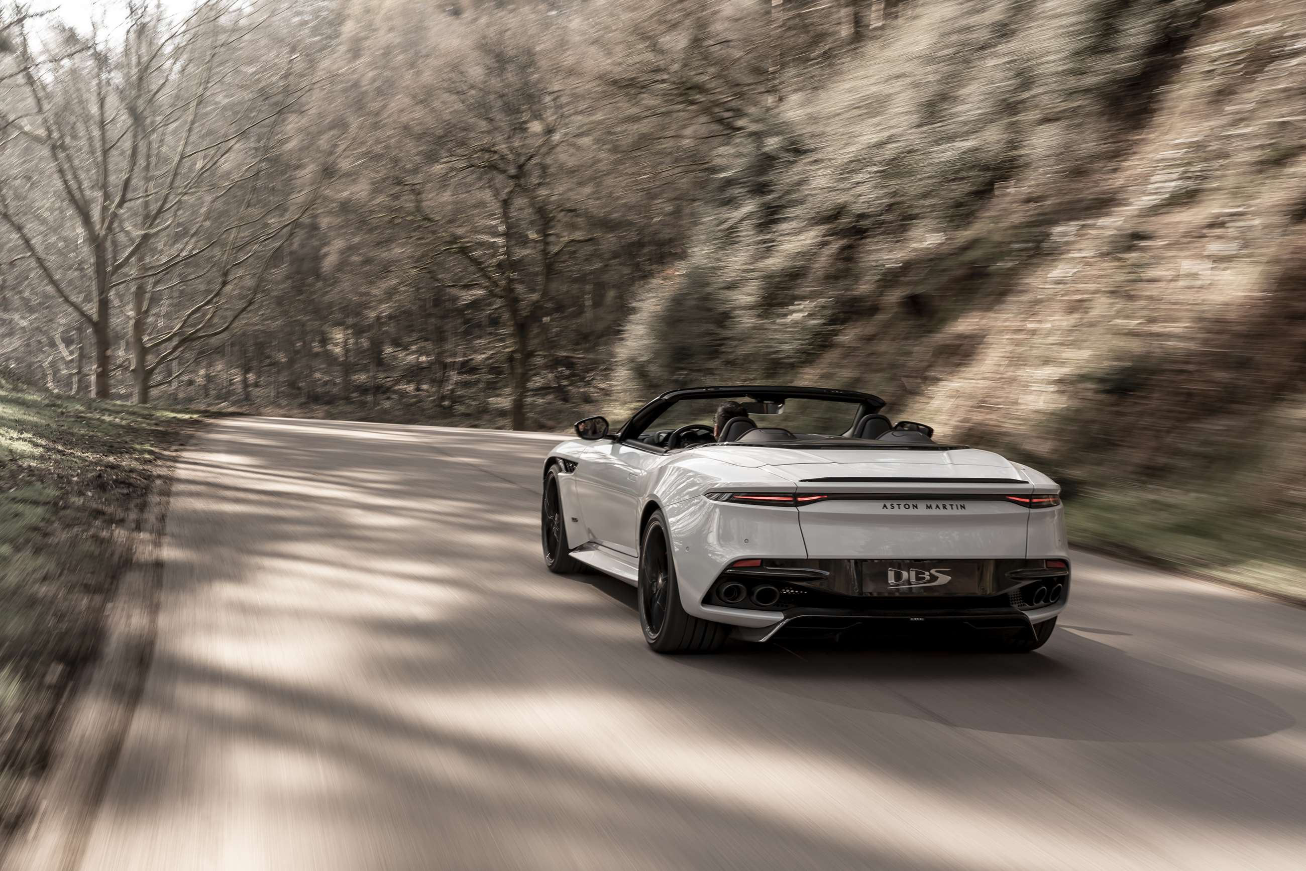 But Convertible The Dbs Superleggera Volante Is The Fastest Convertible Aston