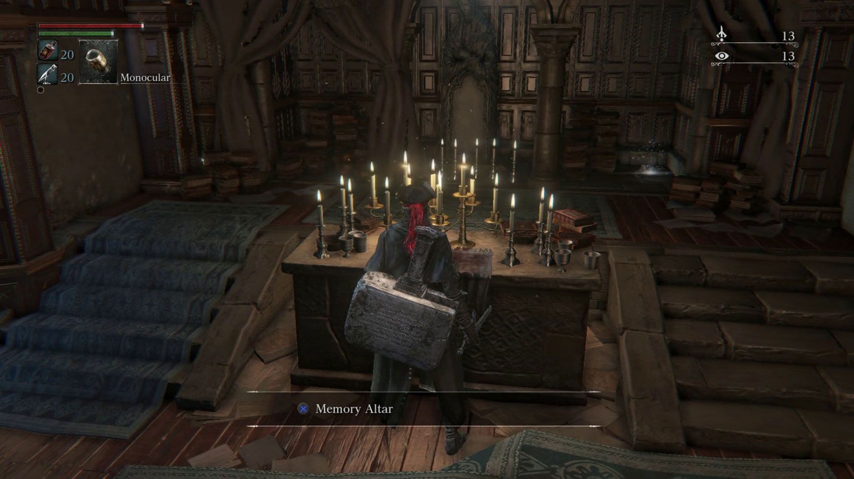 All Anime Characters Wallpaper Bloodborne Caryll Runes Locations And How To Use Runes Guide