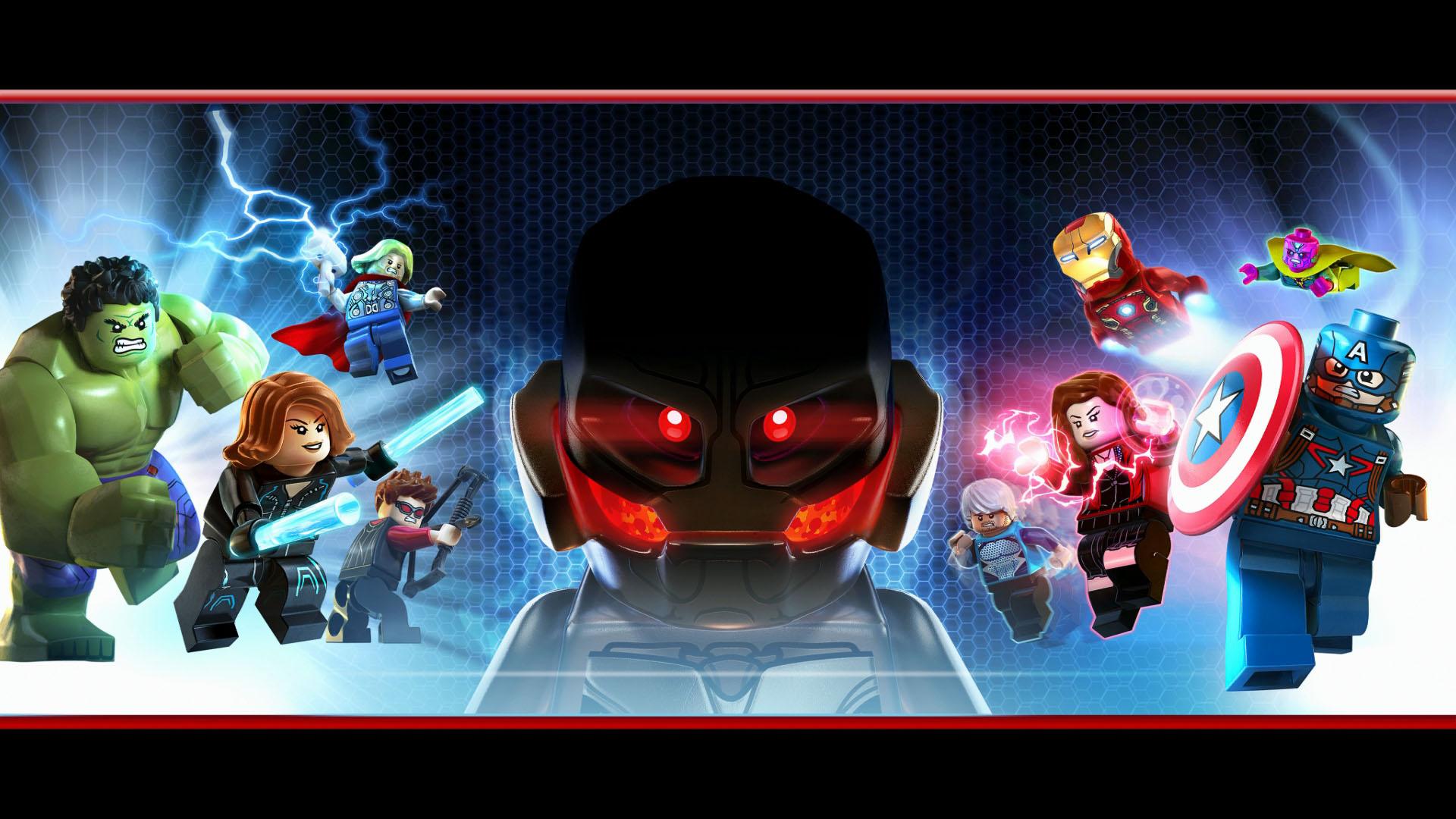 Man Vs Wild Wallpaper 3d Achievements Amp Trophies Lego Marvel S Avengers