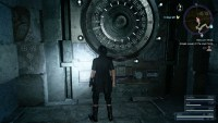 FFXV Dungeon Locked Door - How to unlock it