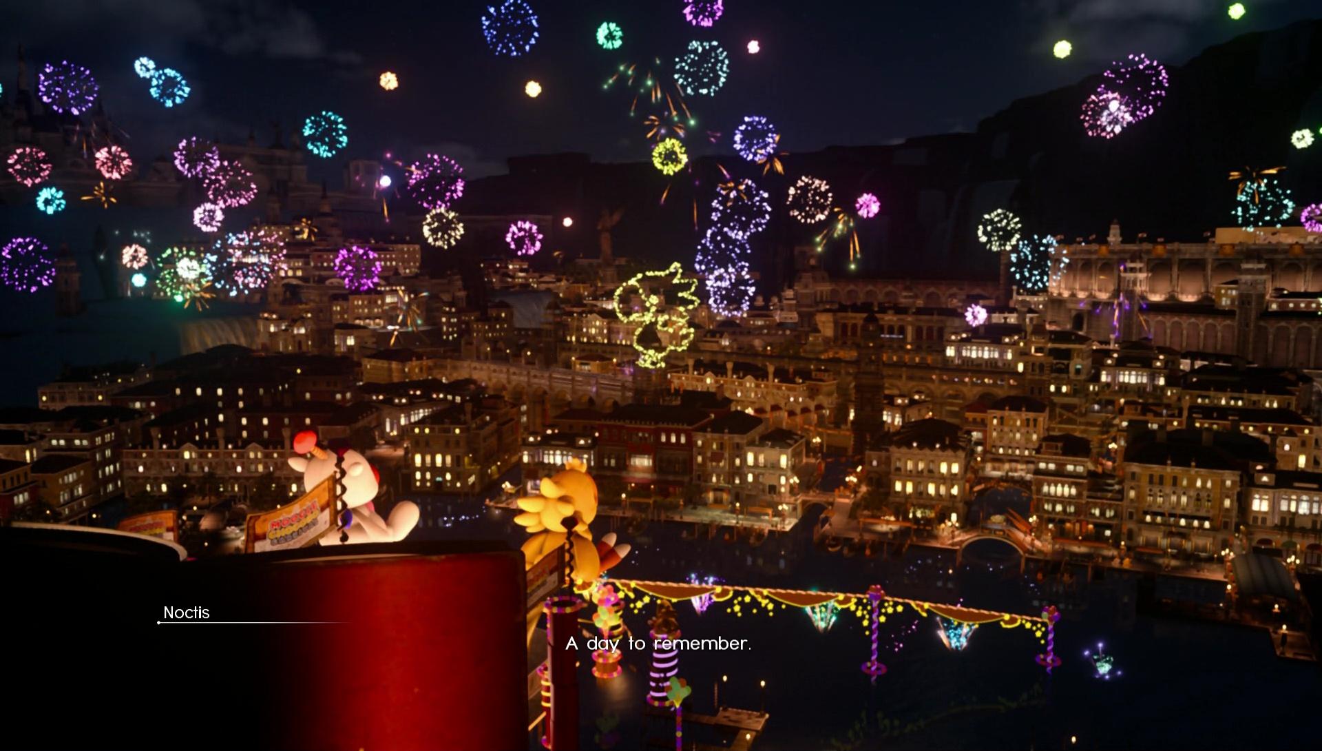 Wallpaper Destiny Hd Final Fantasy Xv Activities Moogle Chocobo Carnival