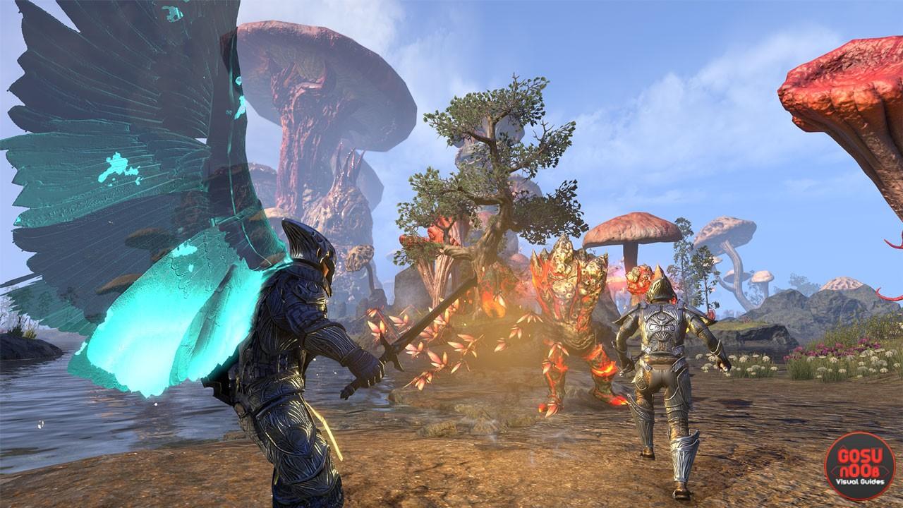 Evolution Hd Wallpaper The Elder Scrolls Online Morrowind First Gameplay Trailer