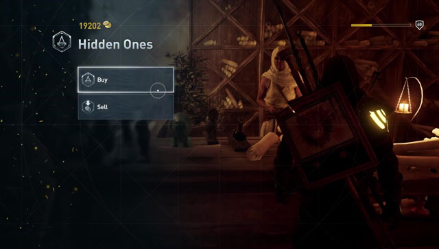 Assassin\u0027s Creed Origins Legendary Store Location