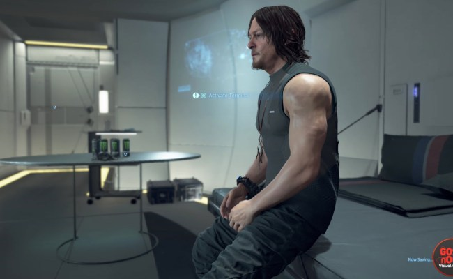 Death Stranding Private Rooms
