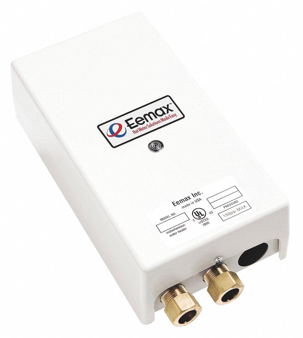Eemax 120v Undersink Electric Tankless Water Heater Watts