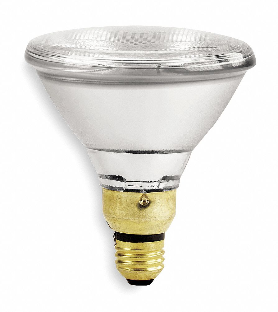 Halogen Spotlight Bulbs Ge Lighting 45 Watts Halogen Spotlight Par38 540 Lumens 2750k